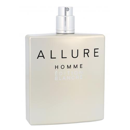 Chanel Allure Homme Edition Blanche 100 ml parfumovaná voda tester pre mužov