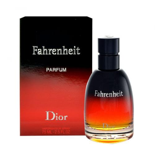 Christian Dior Fahrenheit Le Parfum 75 ml parfum tester pre mužov