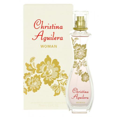 Christina Aguilera Woman 50 ml parfumovaná voda tester pre ženy