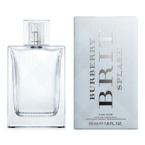 Burberry Brit Splash For Him 50 ml toaletná voda pre mužov