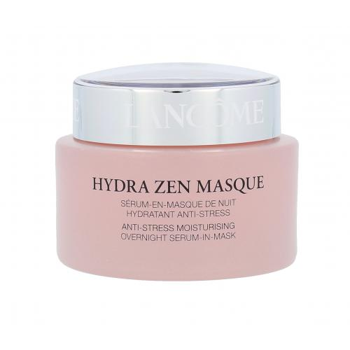 Lancôme Hydra Zen Masque Anti-Stress 75 ml nočné sérum v maske proti známkam únavy pre ženy