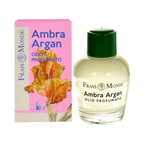 Frais Monde Ambra Argan 12 ml parfumovaný olej pre ženy