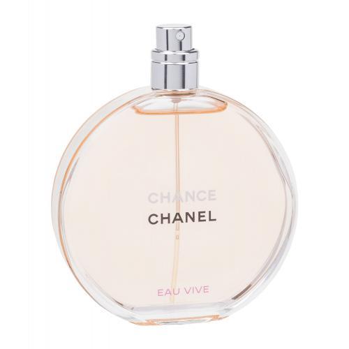 Chanel Chance Eau Vive 100 ml toaletná voda tester pre ženy