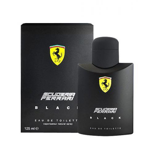 Ferrari Scuderia Ferrari Black 75 ml toaletná voda poškodená krabička pre mužov