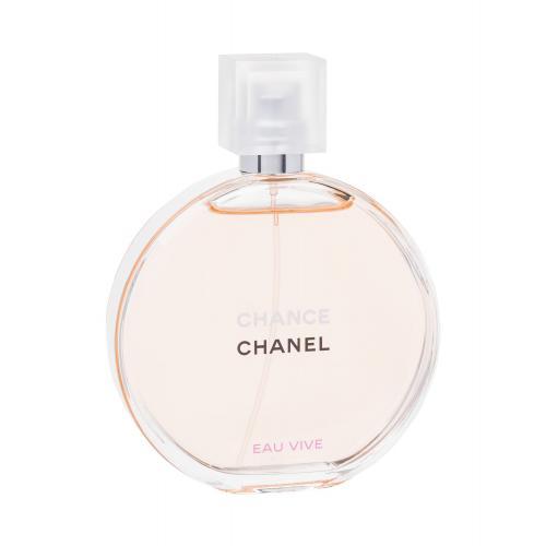 Chanel Chance Eau Vive 100 ml toaletná voda pre ženy
