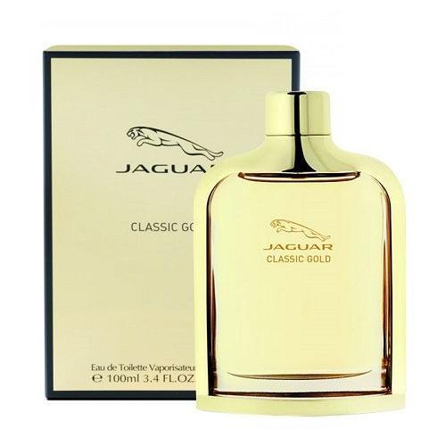 Jaguar Classic Gold 100 ml toaletná voda tester pre mužov