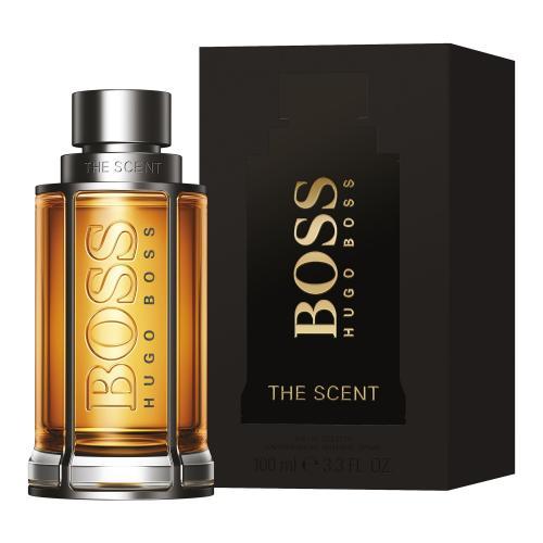 HUGO BOSS Boss The Scent 100 ml toaletná voda pre mužov