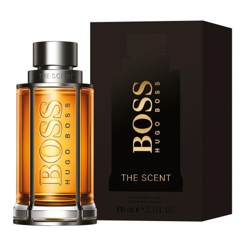 HUGO BOSS Boss The Scent 100 ml voda po holení pre mužov