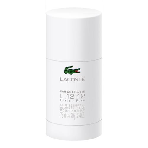 Lacoste Eau de Lacoste L.12.12 Blanc 75 ml dezodorant deostick pre mužov