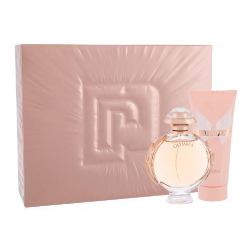 Paco Rabanne Olympéa darčeková kazeta pre ženy parfumovaná voda 80 ml + telové mlieko 100 ml