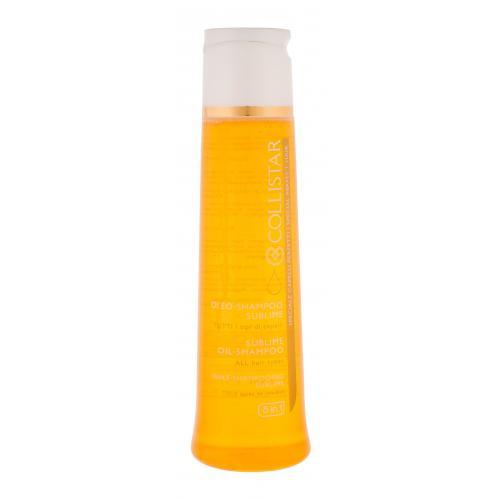Collistar Sublime Oil Line 5in1 250 ml šampón pre ženy