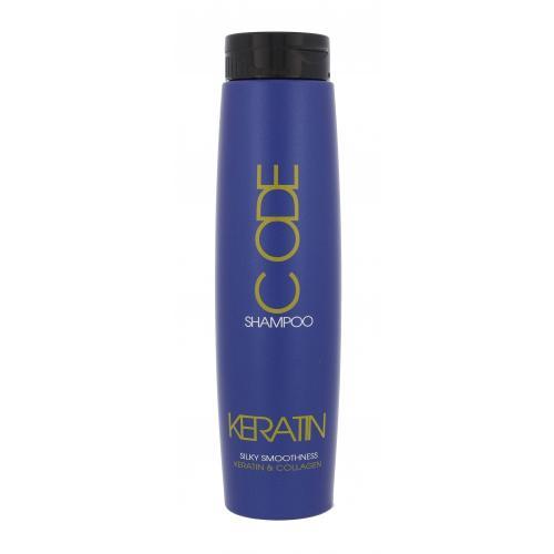 Stapiz Keratin Code 250 ml šampón pre poškodené vlasy pre ženy