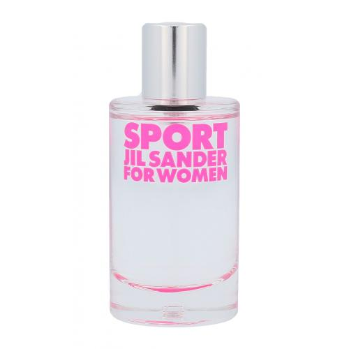 Jil Sander Sport For Women 50 ml toaletná voda poškodená krabička pre ženy
