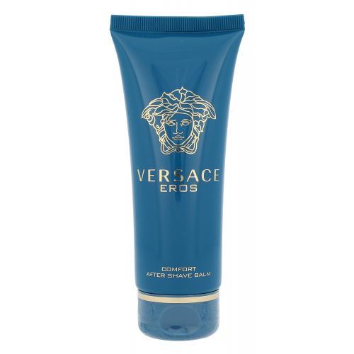 Versace Eros 100 ml balzam po holení pre mužov