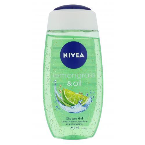 Nivea Lemongrass & Oil 250 ml sprchovací gél pre ženy