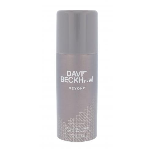 David Beckham Beyond 150 ml dezodorant deospray pre mužov