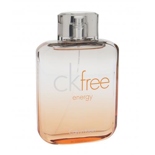 Calvin Klein CK Free Energy 100 ml toaletná voda pre mužov