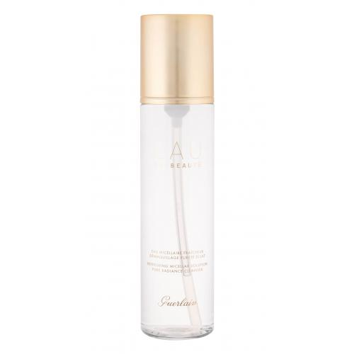 Guerlain Eau De Beauté Pure Radiance Cleanser 200 ml jemná micelárna voda pre dokonalé odlíčenie pre ženy