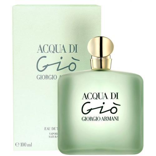 Giorgio Armani Acqua di Gio 100 ml toaletná voda poškodená krabička pre ženy