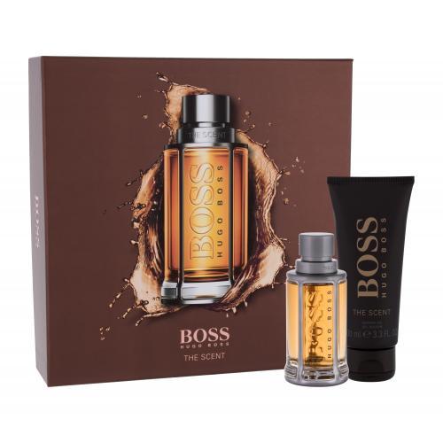 HUGO BOSS Boss The Scent darčeková kazeta pre mužov toaletná voda 50 ml + sprchovací gél 100 ml
