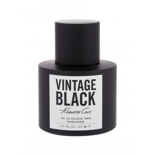 Kenneth Cole Vintage Black 100 ml toaletná voda pre mužov
