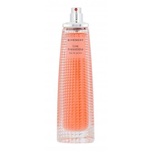 Givenchy Live Irrésistible 75 ml parfumovaná voda tester pre ženy