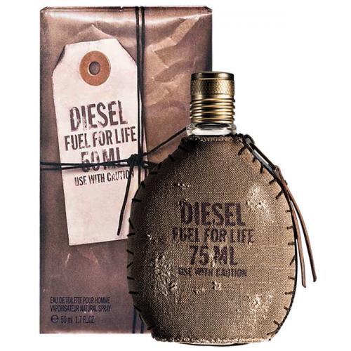 Diesel Fuel For Life Homme 125 ml toaletná voda poškodená krabička pre mužov