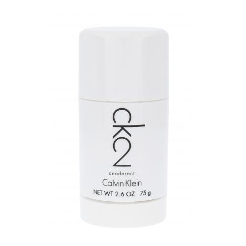 Calvin Klein CK2 75 ml dezodorant deostick unisex