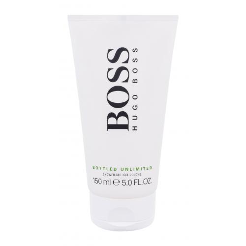 HUGO BOSS Boss Bottled Unlimited 150 ml sprchovací gél pre mužov