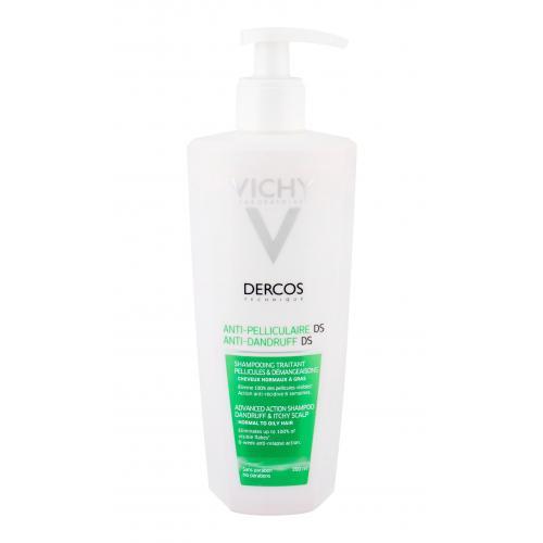Vichy Dercos Anti-Dandruff Advanced Action 390 ml šampón proti lupinám pre ženy