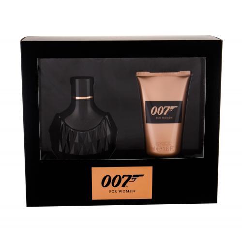 James Bond 007 James Bond 007 darčeková kazeta pre ženy parfumovná voda 30 ml + sprchovací gél 50 ml
