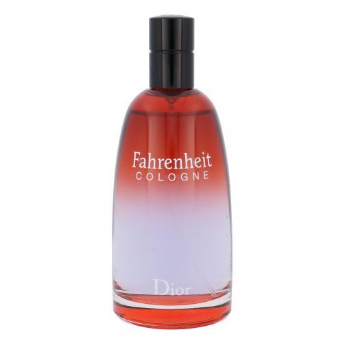 Christian Dior Fahrenheit Cologne 125 ml kolínska voda pre mužov