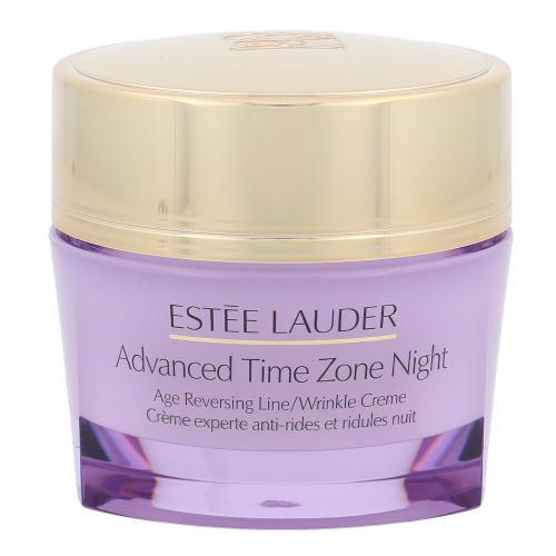 Estée Lauder Advanced Time Zone Night 50 ml nočný krém proti vráskam poškodená krabička pre ženy
