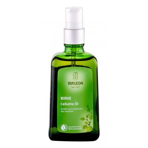 Weleda Birch 100 ml telový olej proti celulitíde pre ženy