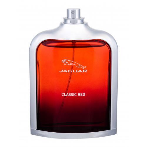 Jaguar Classic Red 100 ml toaletná voda tester pre mužov