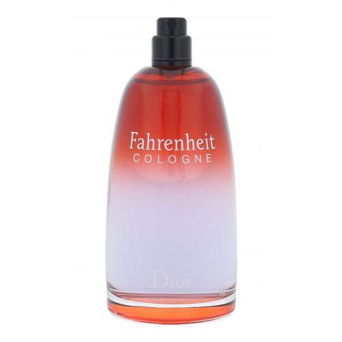 Christian Dior Fahrenheit Cologne 125 ml kolínska voda tester pre mužov