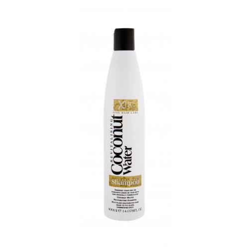 Xpel Coconut Water 400 ml šampón pre suché a poškodené vlasy pre ženy