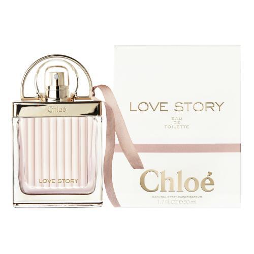 Chloé Love Story 50 ml toaletná voda pre ženy
