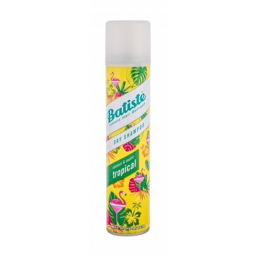 Batiste Tropical 200 ml suchý šampón pre ženy