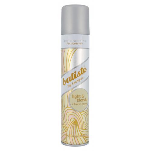Batiste Brilliant Blonde 200 ml suchý šampón pre svetlé odtiene vlasov pre ženy