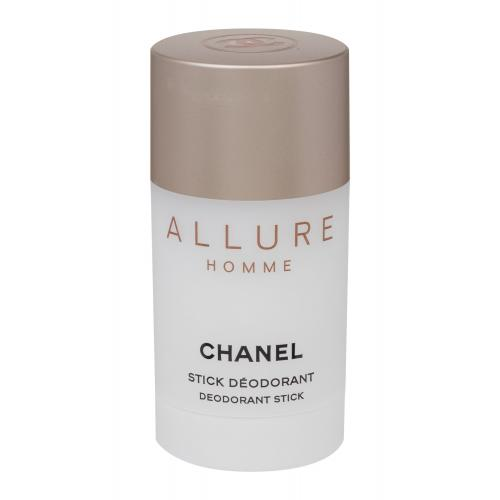 Chanel Allure Homme 75 ml dezodorant poškodená krabička pre mužov