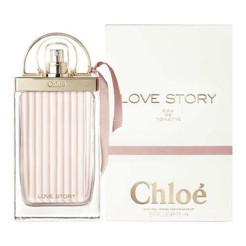 Chloe Love Story 75 ml toaletná voda pre ženy