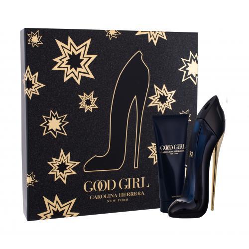 Carolina Herrera Good Girl darčeková kazeta pre ženy parfumovaná voda 50 ml + telové mlieko 75 ml