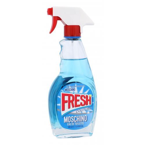 Moschino Fresh Couture 100 ml toaletná voda pre ženy