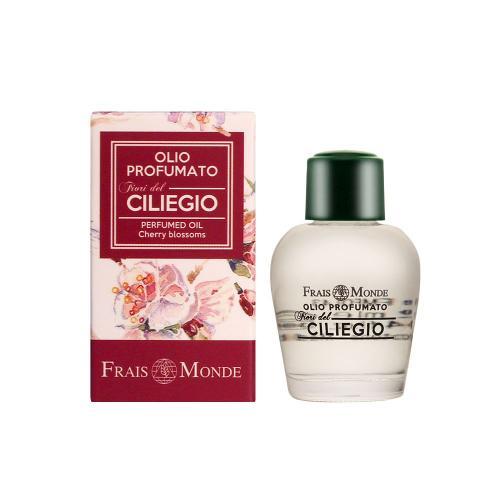 Frais Monde Cherry Blossoms 12 ml parfumovaný olej pre ženy