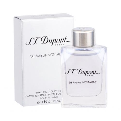 S.T. Dupont 58 Avenue Montaigne Pour Homme 5 ml toaletná voda pre mužov miniatura