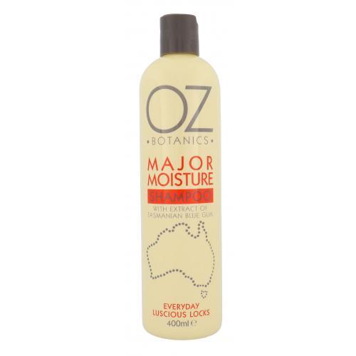 Xpel OZ Botanics Major Moisture 400 ml šampón pre hydratáciu vlasov pre ženy