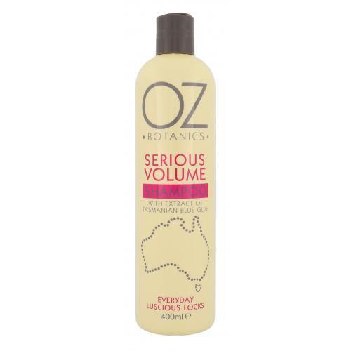 Xpel OZ Botanics Serious Volume 400 ml šampón pre objem vlasov pre ženy