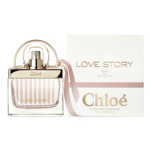 Chloé Love Story 30 ml toaletná voda pre ženy
