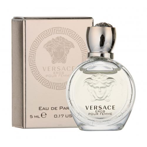Versace Eros Pour Femme 5 ml parfumovaná voda pre ženy miniatura